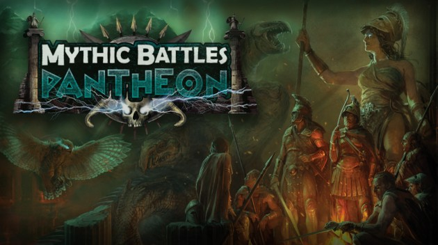 Mythic Battles : Pantheon – preview