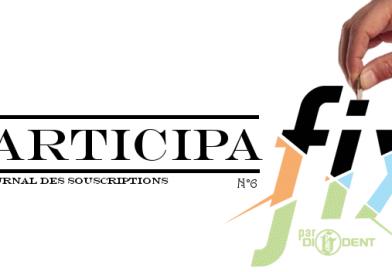 Participafix – l'actualité des souscriptions rôliste