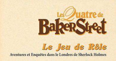 Vous êtes au 221B Baker Street [Critique – Les Quatre de Baker Street]