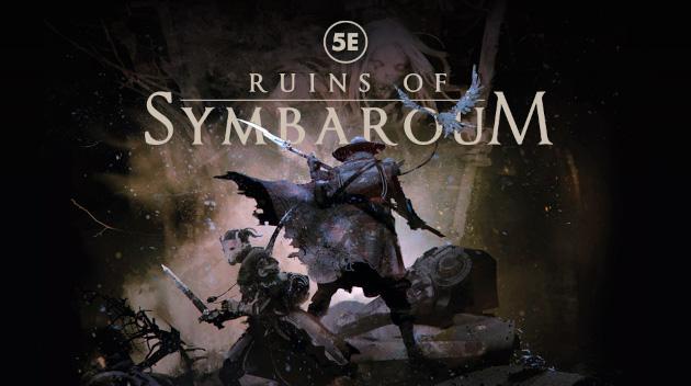 Ruins of Symbaroum : Quand Fria Ligan rencontre la 5E